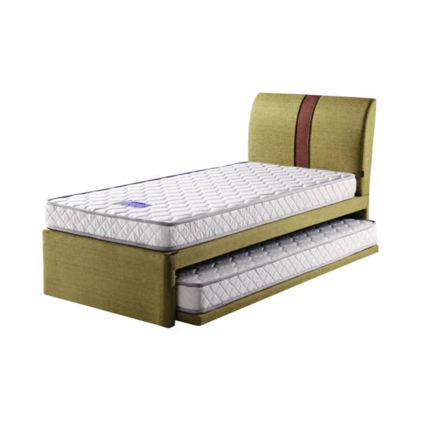 AL1 3 In 1 Pull Out Bed (Including 6 Spring Mattress)Free Delivery