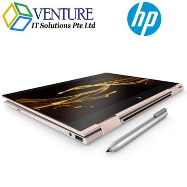 [NEW 8TH GEN] HP SPECTRE X360 CONVERTIBLE 13 AE079TU / AE504TU i5-8250U 8GB 512M.2-SSD 13.3FHD IPS TOUCH W10
