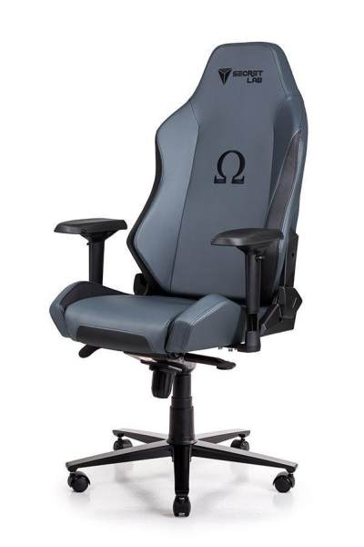 Secretlab OMEGA 2018 Series PRIME PU Leather Gaming Chair - Ash