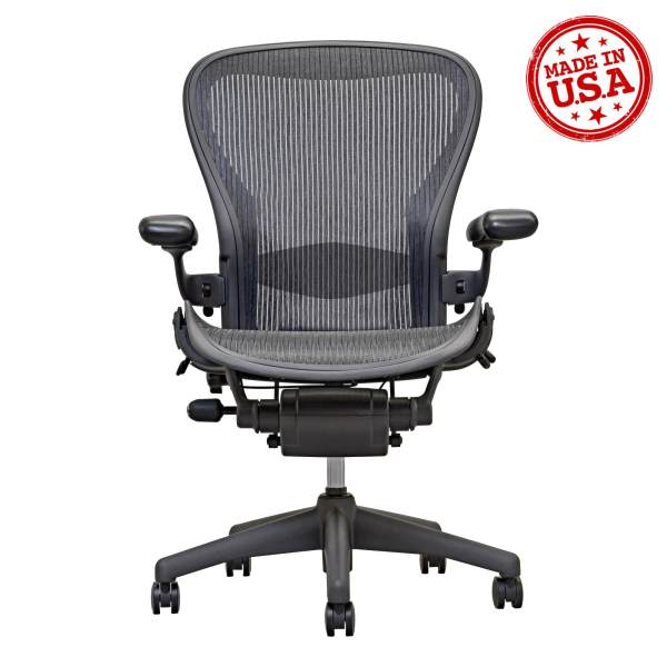 Herman Miller Aeron Mesh Office Chair (Classic)