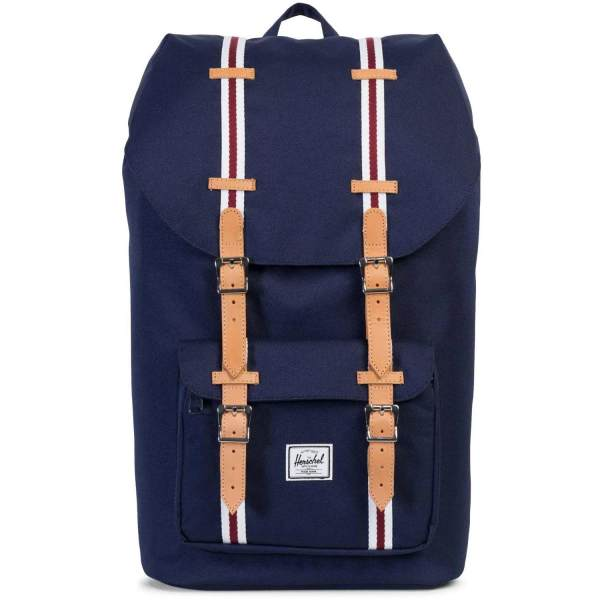 b7f677648b7 GSS Herschel Little America Backpack Classic Size Full Volume 25L ...