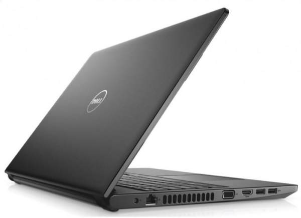 [New Arrival] Inspiron 15 (3576) 3000 series Laptop	 i5-8250U Processor (6MB Cache, up to 3.4GHz)	4GB 	1TB 	AMD Radeon 520 Graphics with 2GB GDDR5	 DVD Drive 15.6-inch FHD (1920 x1080) Anti-Glare LED-Backlit  Windows 10 professional 64bit Display	Black