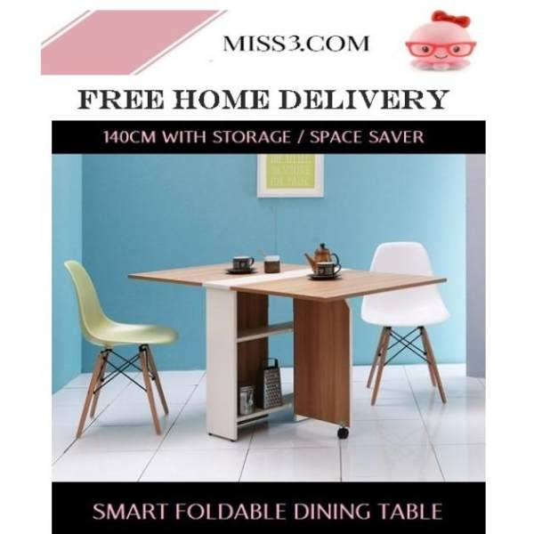Designer Foldable Dinning Table