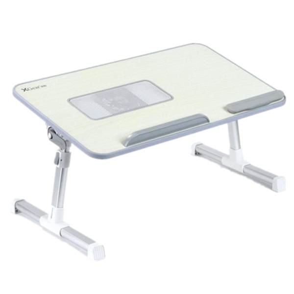 Xgear A8 LARGE (600 X 330 X 9mm) Foldable Multi Purpose Adjustable Height  Laptop Table Desk ...