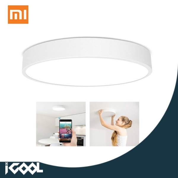 Xiaomi yeelight smart ceiling light lamp remote mi app wifi original xiaomi yeelight smart ceiling light lamp remote mi app wifi bluetooth control smart led color mozeypictures