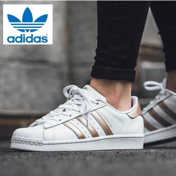 Adidas Originals Superstar BA8169 White/Rose Gold Singapore