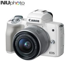 Canon EOS M50 Kit (EF-M 15-45mm f/3.5-6.3 IS STM Lens)