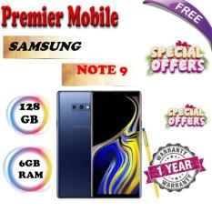 Samsung Note 9 128GB 1 Year Samsung Warranty