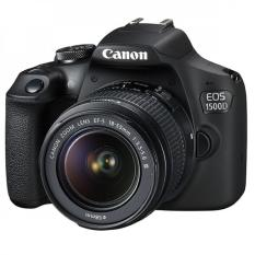CANON EOS 1500D with EF-S 18-55MM F/3.5-5.6 IS II LENS warranty