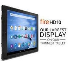 Amazon Fire HD 10 TABLET (For Export Only)
