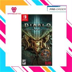[Pre-Order] Nintendo Switch Diablo III Eternal Collection (Earliest Shipping 2nd November 2018)