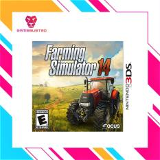 3DS Farming Simulator 14 (US)
