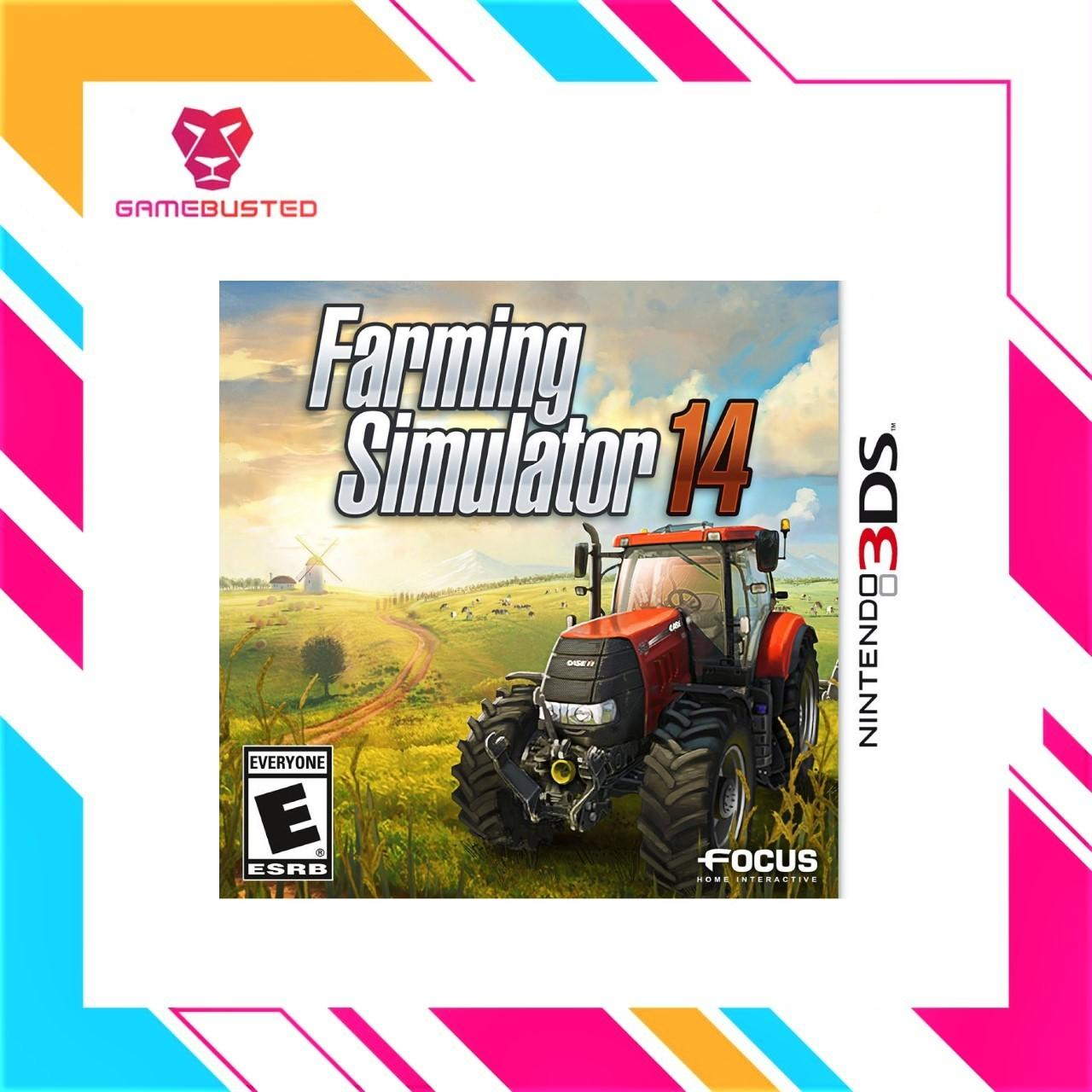 3DS Farming Simulator 14 (US)