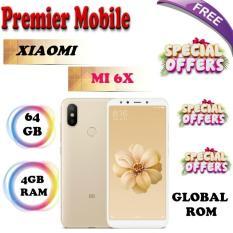XIAOMI MI 6X (64GB + 4GB Ram)