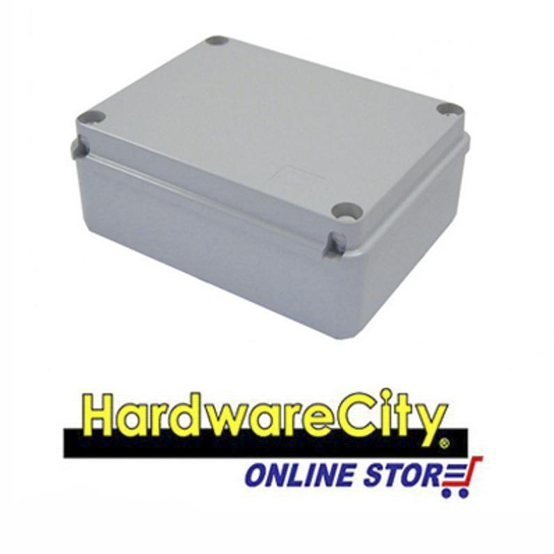 Pvc Ip56 Weatherproof Exterior Junction Box 215mm X 150mm X 110mm 8x6x4 Lazada Singapore
