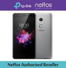 TP Link Neffos X1 Lite 2GB/16GB GREY HANDSET. BRAND NEW SEALED SET WITH 2 YEAR LOCAL WARRANTY + 1 YEAR SCREEN CRACK PROTECTION