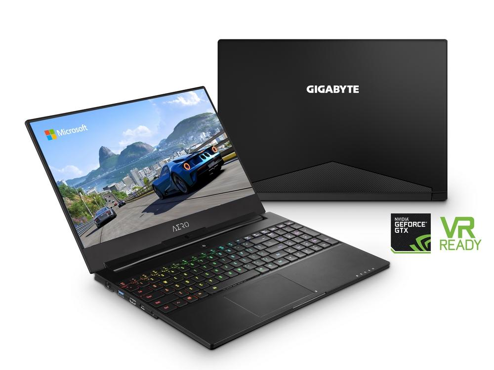 GIGABYTE AERO 15-X8 Gaming Notebook