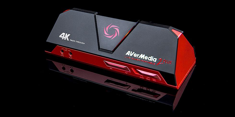 AVERMEDIA Live Gamer Portable 2 PLUS (GC513) Live streaming / Video capture