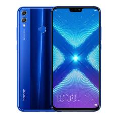 FREE 128GB SD Card! (Local 1 Year Warranty) Honor 8X 128GB+4GB Ram – (Blue/Black)