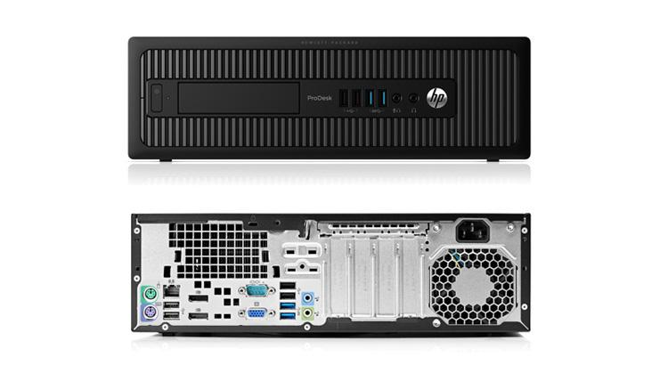 [BRAND NEW]Hewlett-Packard (HP) ProDesk 600 G2 Small Form Factor | i5-6500 @ 3.60GHz | 1000GB HDD | 8GB DDR4 RAM | Windows 10 Professional 64 Bit | Microsoft Office 2016 | 3 Years Warranty |