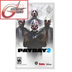 Nintendo Switch PayDay 2 (US) (English)