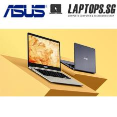 ULTRA THIN LIGHT WEIGHT ASUS VIVOBOOK S406UA -INTEL I7-8550U 1.8GHZ / 8GB RAM / 512 GB SSD / INTEL UHD GRAPHIC / 14.0″FHD IPS DISPLAY / WINDOWS 10 HOME / 2 YRS INT WARRANTY