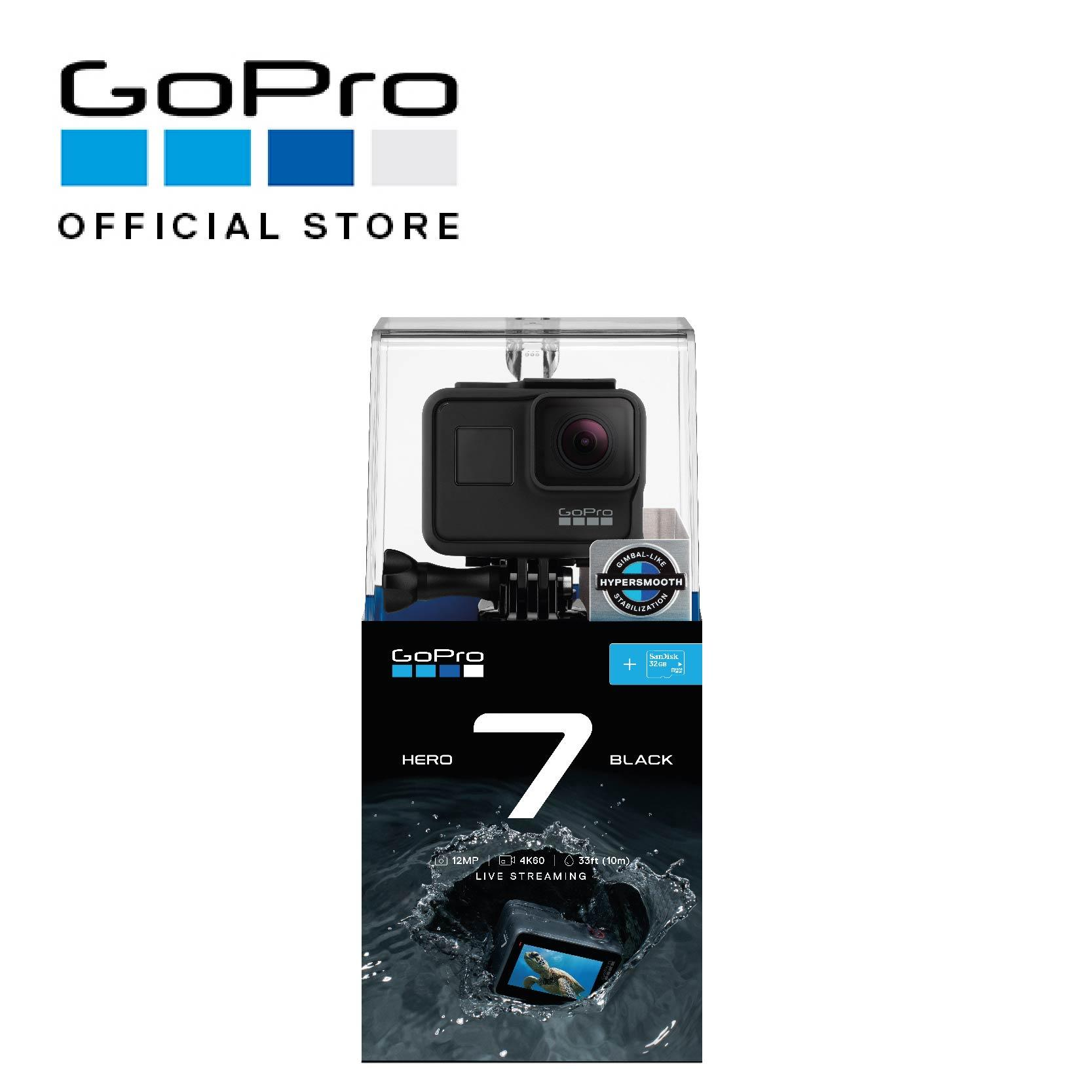NEW! GoPro Hero 7 Black