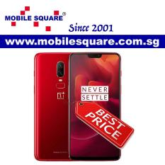 OnePlus 6 Red (128GB/8GB RAM)
