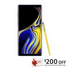 Samsung Galaxy Note9 (512GB) Free $200 Samsung Vouchers*