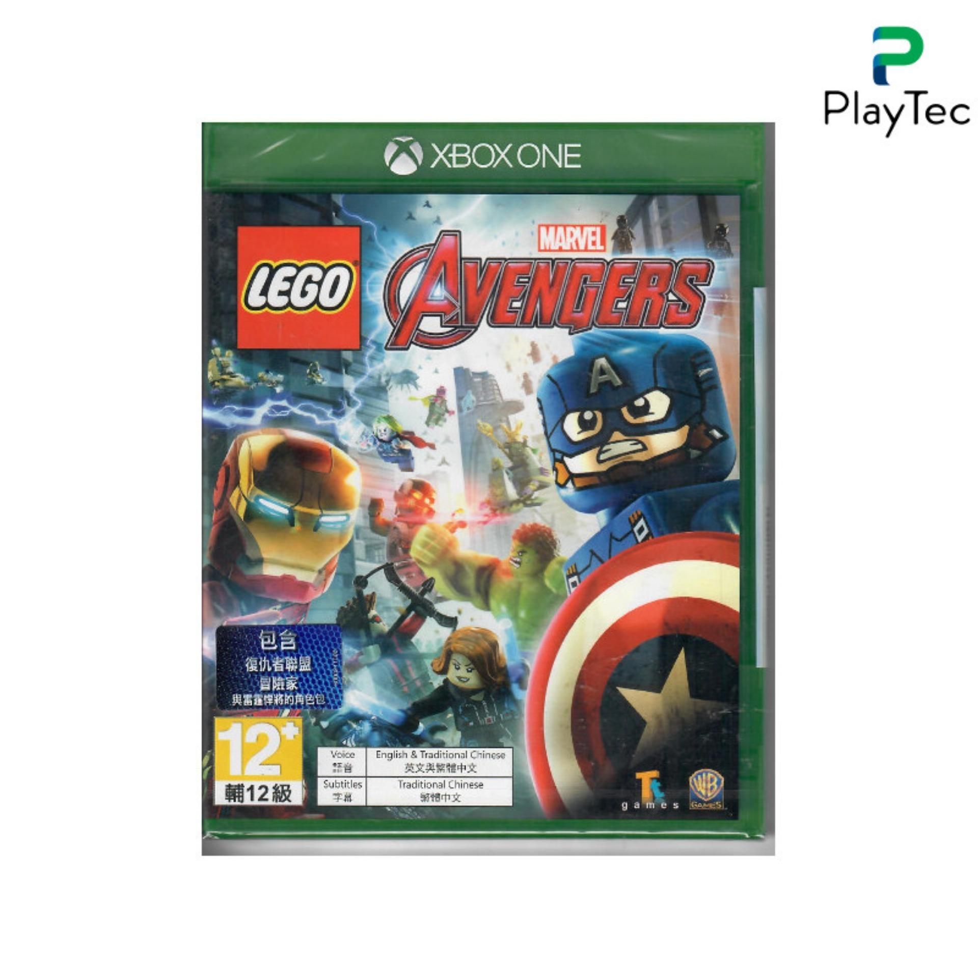 XBOX One Lego Marvel Avengers (Chinese) (R3)
