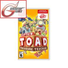 Nintendo Switch Captain Toad: Treasure Tracker (English)