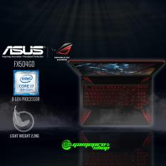 8th Gen ASUS FX504GD – E4335T (8th-Gen GTX1050 4GB GDDR5) 15.6″ Gaming Laptop *NDP PROMO*