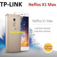 TP Link Neffos X1 MAX 3/32 (2 YEAR LOCAL WARRANTY)