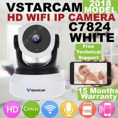 Vstarcam C7824WIP AUTHENTIC LATEST IP Camera 720p HD WIFI * Night Vision * Remote Viewing *