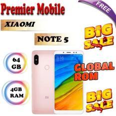 Xiaomi Redmi Note 5 (64GB + 4GB Ram)