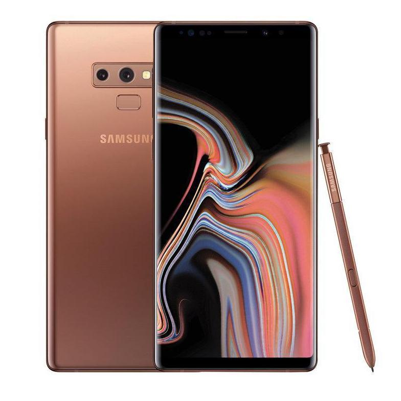 Samsung Galaxy Note 9 – 512GB / 128GB – Local 1 Year warranty