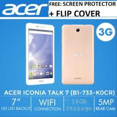 Acer Iconia Talk 7 B1-733 16GB WiFi + 3G with Phone Function Tablet