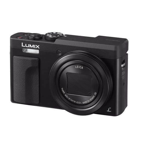 Panasonic Lumix DC-TZ90 Digital Camera (Black) Warranty