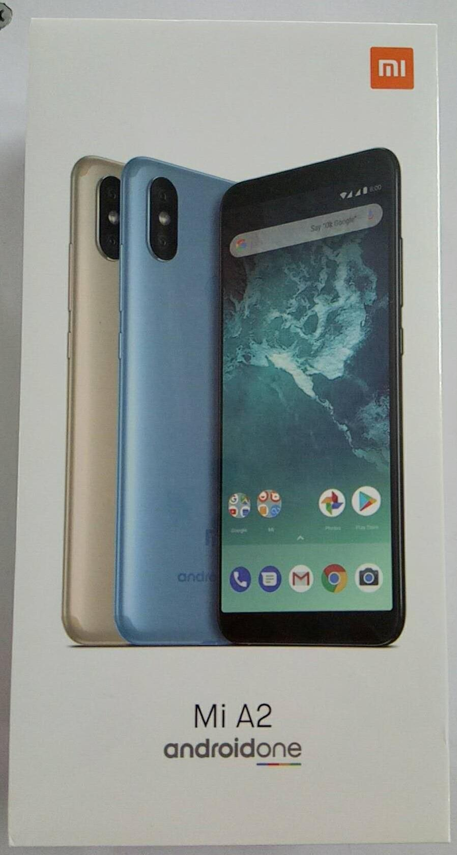 [Ready_Stocks] Xiaomi Mi A2 AndroidOne OS 32GB/4GB - Brand New Export Set with Warranty