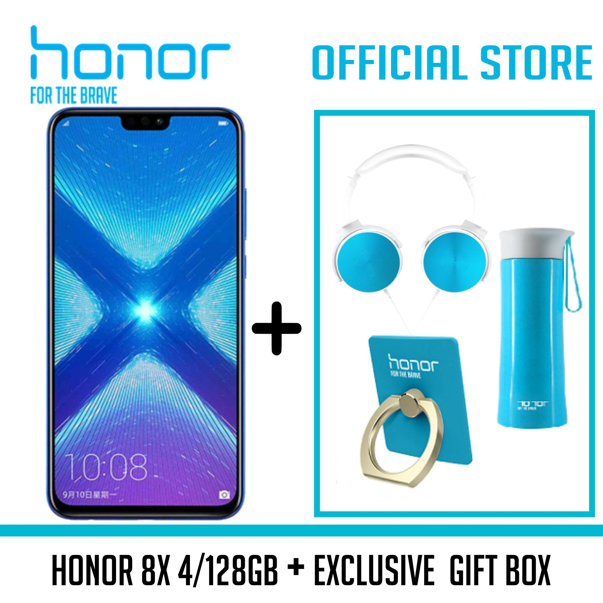 Honor 8X 4/128GB – Free Honor 8x Exclusive Gift Box