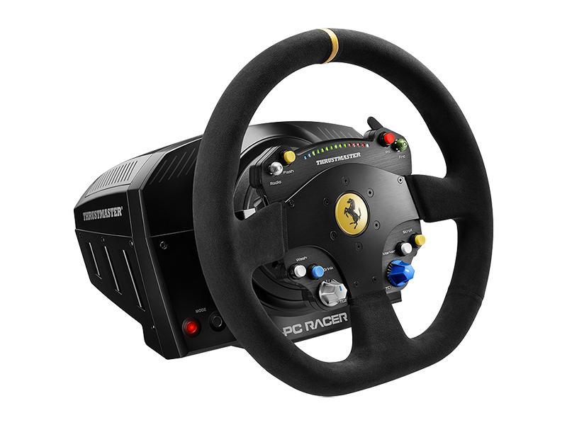 Thrustmaster TS-PC Racer Ferrari 488 Challenge Edition Wheel (PC)