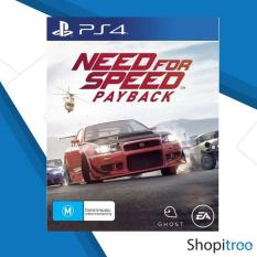 PS4 Need For Speed Payback / R2 (English)
