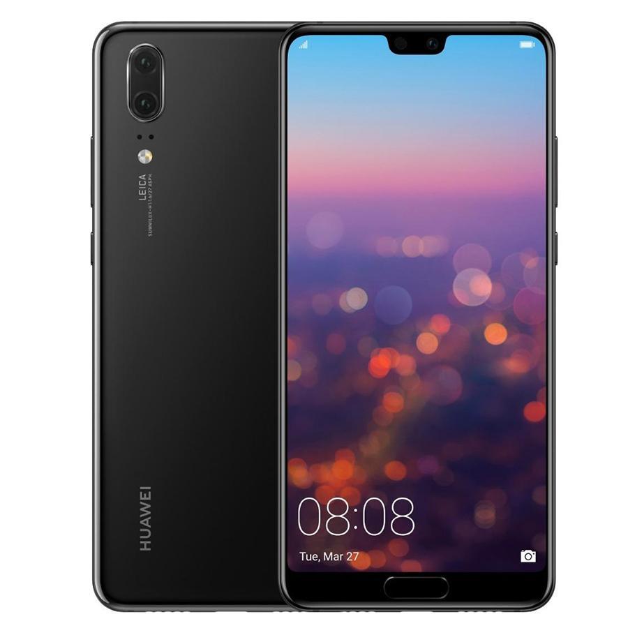 Huawei P20 4GB 128GB Octa Core Kirin 970 5.8 inch FullView Screen Dual Rear AI Camera Android 8.1 Mobile Phone