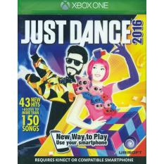 Xbox One Just Dance 2016