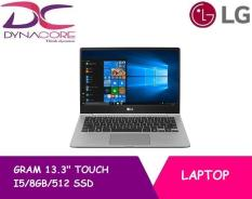 LG GRAM 13.3″ TOUCH I5/8GB/512 SSD NOTEBOOK