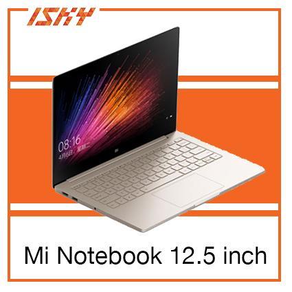 XIAOMI Mi Notebook Air 12.5″ Gold (Export)