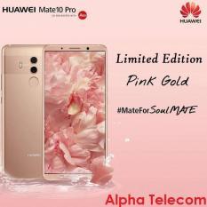 HUAWEI MATE 10 PRO 6GB RAM/128GB – PINK GOLD (LOCAL WARRANTY)