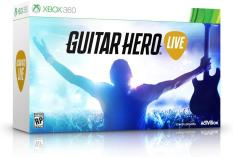 Guitar Hero Live – Guitar Bundle (Xbox 360)