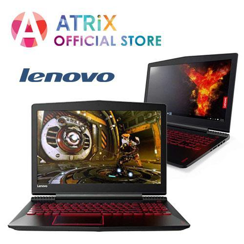Lenovo Legion Y520-15IKBN (80WK01CPSB) | 15.6″ FHD | Intel i7-7700HQ | 8GB Ram | GTX1050 4GB DDR5 | 2TB HDD | 2 Year Warranty