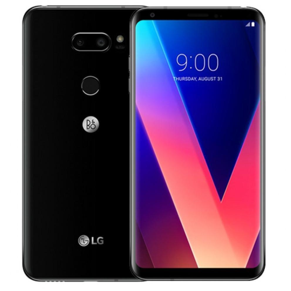 LG V30+ Smartphone / 128GB ROM + 4GB RAM / Local Set with Local Warranty